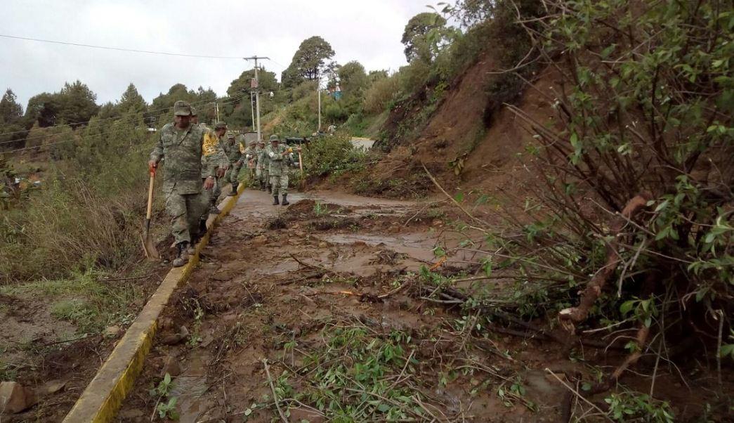 Clima, Beatriz, Oaxaca, tormenta tropical, remanente, daños