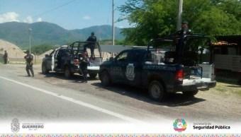 Policía Estatal, Guerrero, Seguridad, Operativo, Violencia