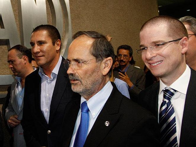 Panistas, Frente Opositor, Elecciones, 2018, Gustavo Madero, Expresidente del Partido, Margarita Zavala, Rafael Moreno Valle