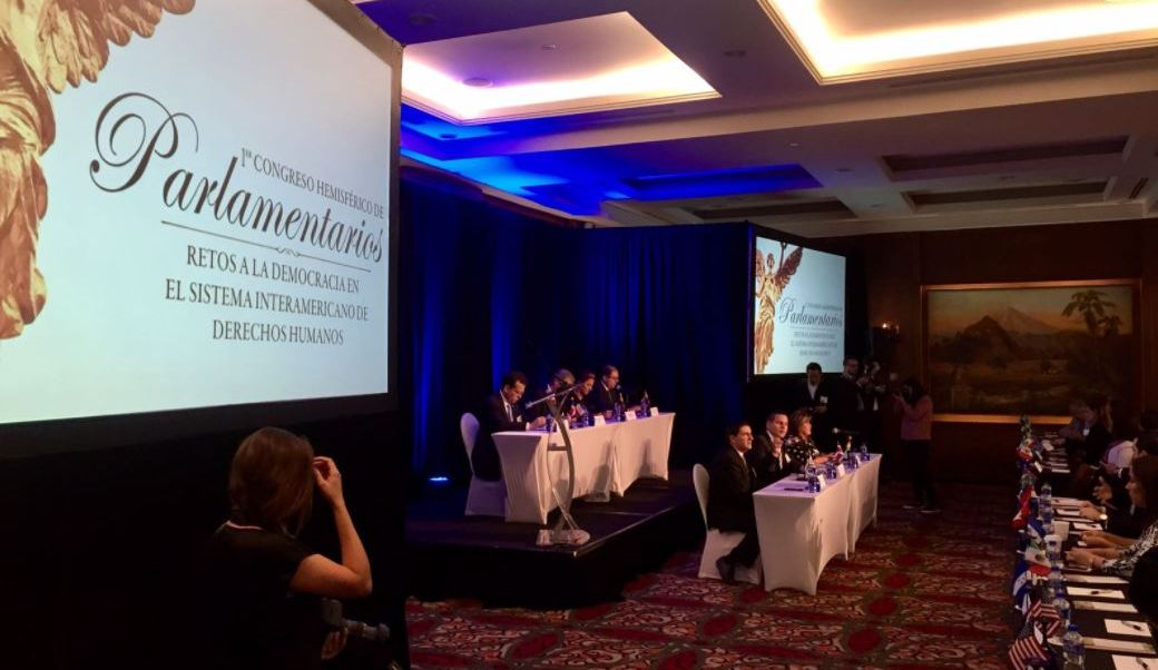 Legisladores, OEA, Soberanía, Naciones, Respeto, Diputado, José Antonio Kast