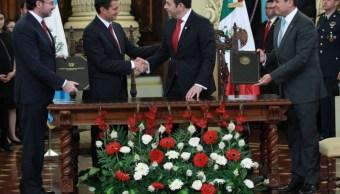 Migrantes guatemaltecos, Enrique peña nieto, Guatemala, Estados unidos, Noticias, Noticieros