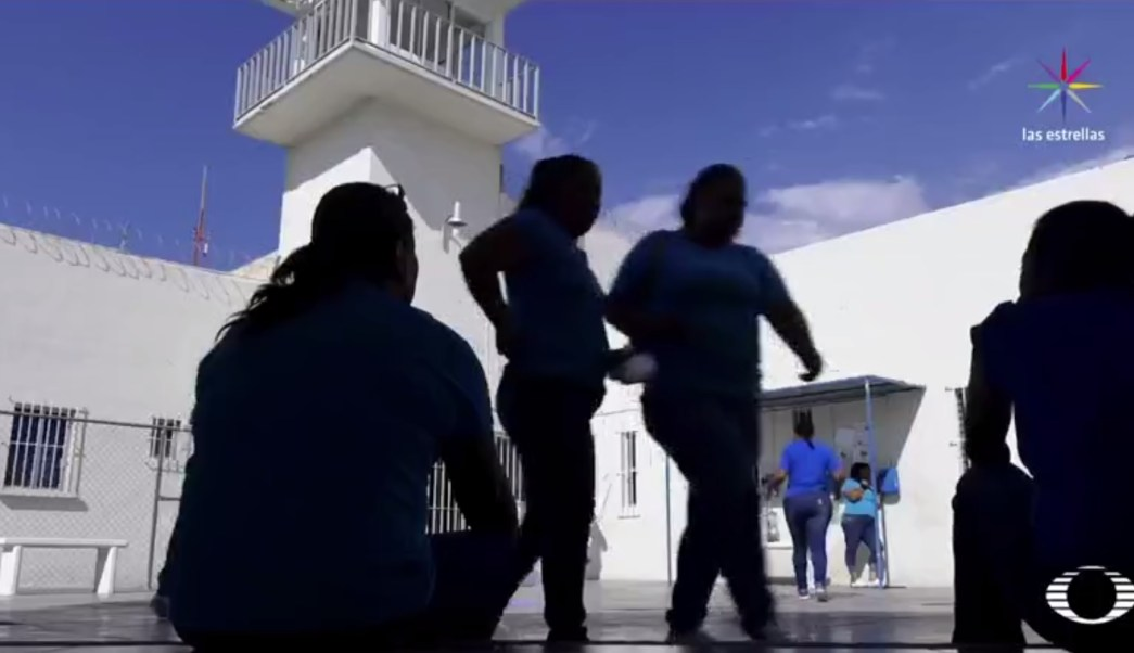 Penal femenil, Saltillo, Coahuila, CNDH, trabajo, maquila, seguridad