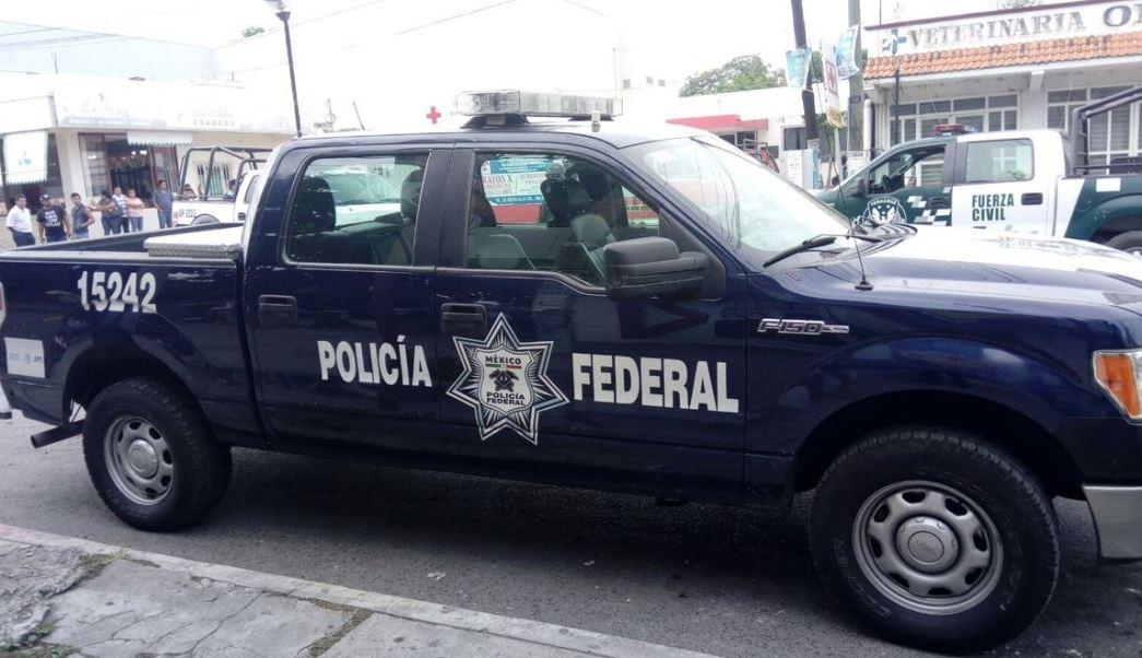 Los mandos fueron atacados en un restaurante en Veracruz (Noticieros Televisa)
