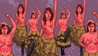 La pornografía y la política