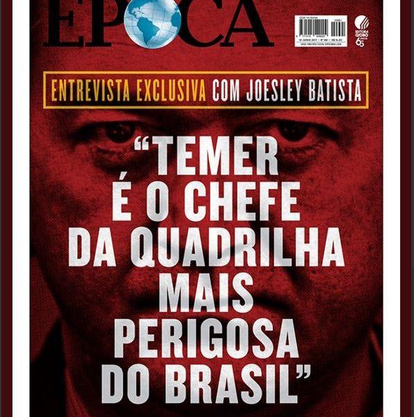 Presidente de Brasil niega acusaciones por corrupción