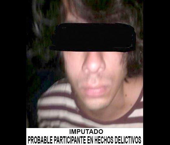 Detienen a sujeto de 22 años por homicidio de su madre