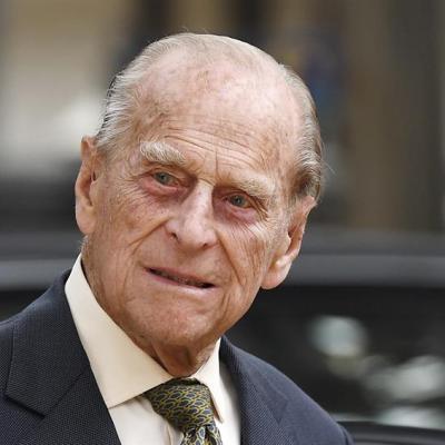 Príncipe Felipe de Edimburgo sale del hospital