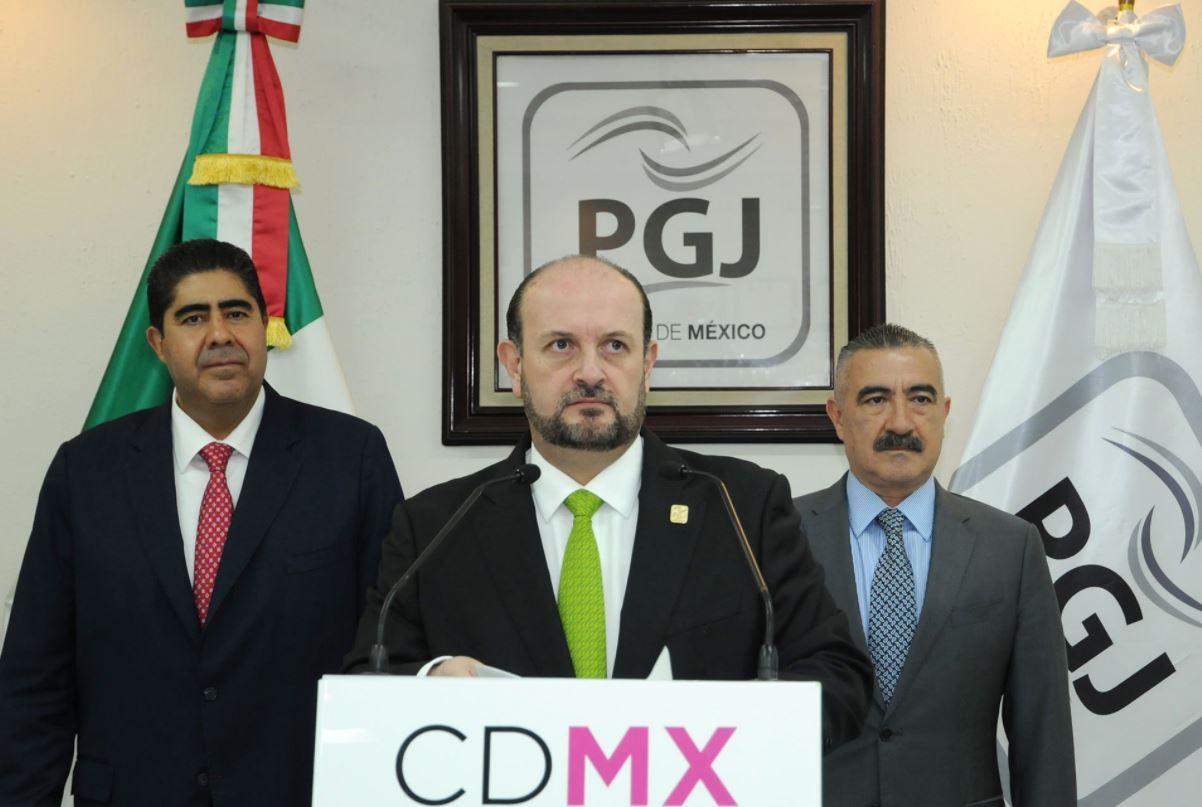 Rodolfo Ríos Garza renuncia como procurador de la CdMx