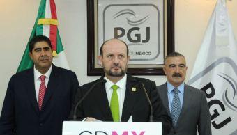 Rodolfo Fernando Ríos Garza dimite como Procurador capitalino (Twitter/@PGJDF_CDMX)