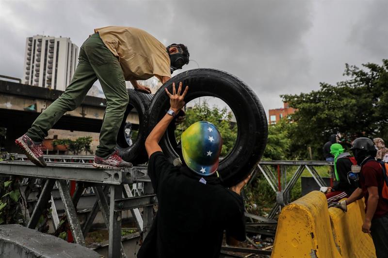Venezuela, Caracas, 79 muertos, protestas, Nicolás Maduro, opositores