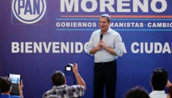 Rafael Moreno Valle, exgobernador del PAN de Puebla (Twitter @RafaMorenoValle)