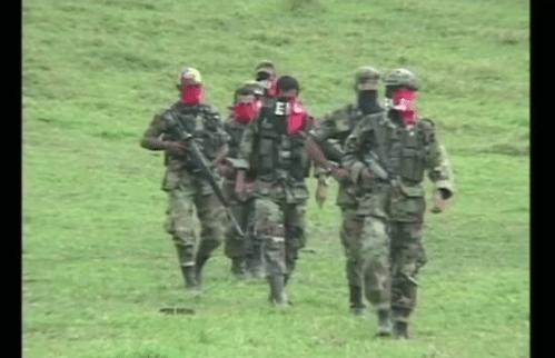 Rebeldes del ELN, la segunda guerrilla de Colombia