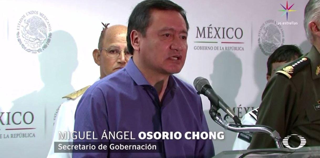 noticias, televisa, Rechaza, Osorio Chong, supuesto espionaje, periodistas