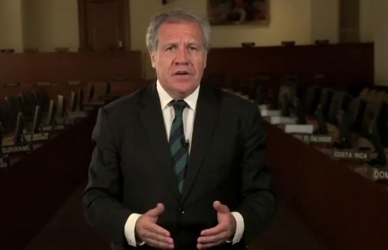 Ofrezco mi cargo a cambio de la libertad de Venezuela — Almagro