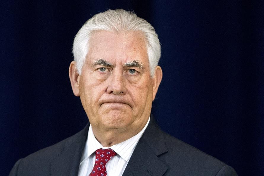 Tillerson cancela visita a México para calmar las cosas en Catar