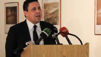 Samuel Moncada, nuevo canciller de Venezuela