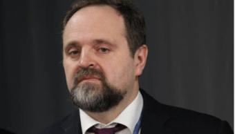 ergey Donskoy, ministro ruso de Recursos Naturales. (Getty Images, archivo)