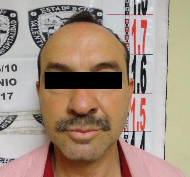 Sergio Medina Ibarra, exdirector del Comité de Adquisiciones de Chihuahua