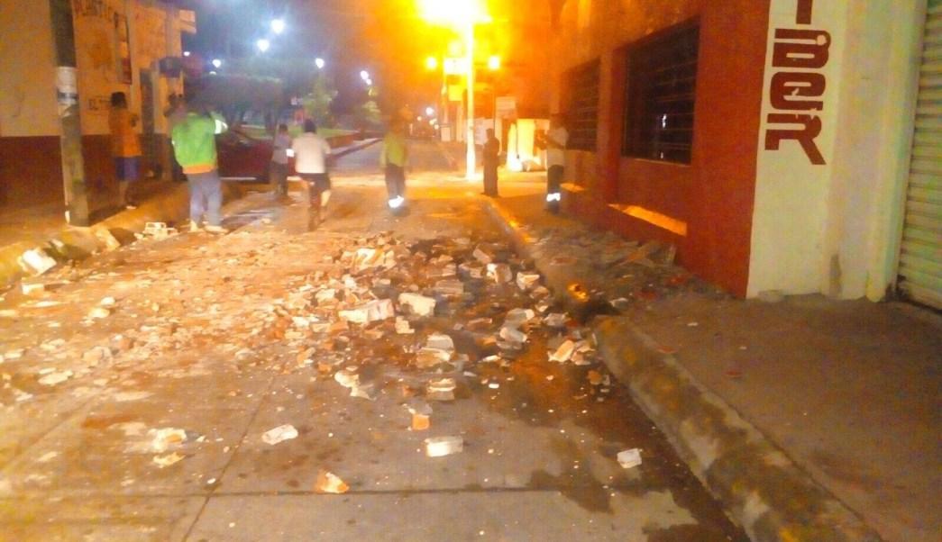 Sismo, Chiapas, Guatemala, daños, Protección Civil, seguridad