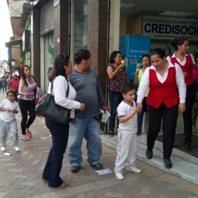 Sismo de 6.3 grados se registra en las costas de Ecuador