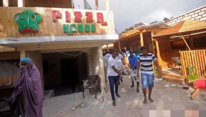Ataque, Restaurantes, Muertos, Mogadiscio, Somalia, Heridos, Al Shabaab