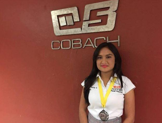 Sonora, Concurso de biologia, Inglaterra, Guaymas, Gladys Serna, México