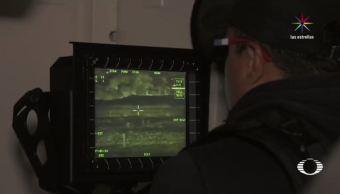Triángulo Rojo, Pemex, Combate, Huachicoleros, Videovigilancia, Puebla, Huachicol, Ejército, Radar