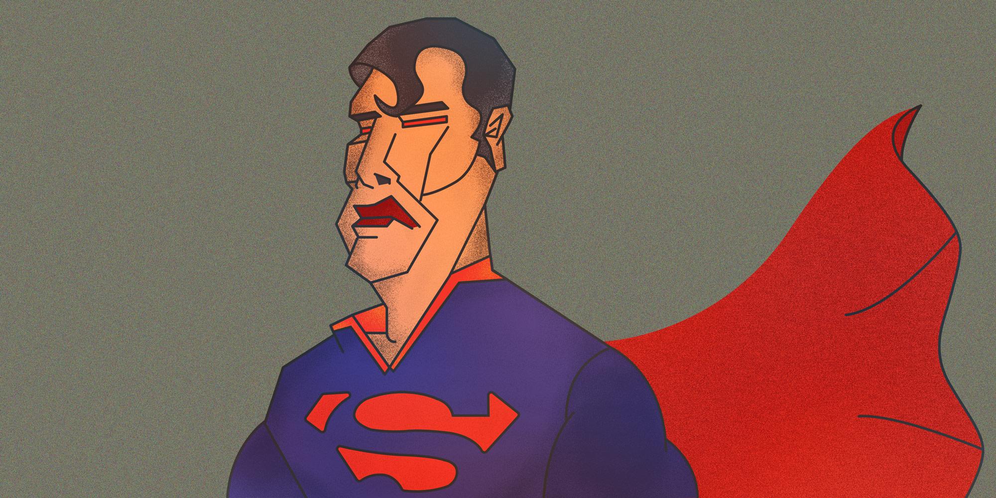 El abandono del mesías: ¿Por qué dejamos de creer en Superman ...