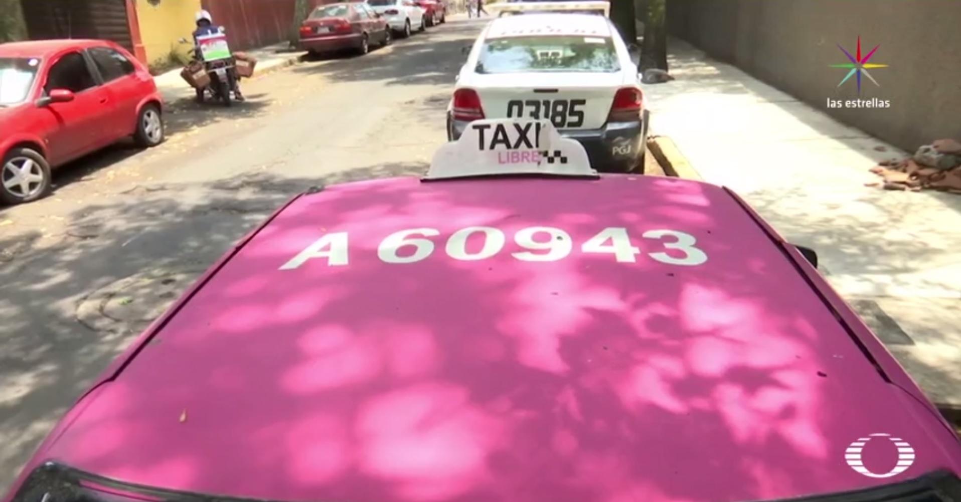 Hermano de taxista se culpa de asaltar a joven en Tlalpan