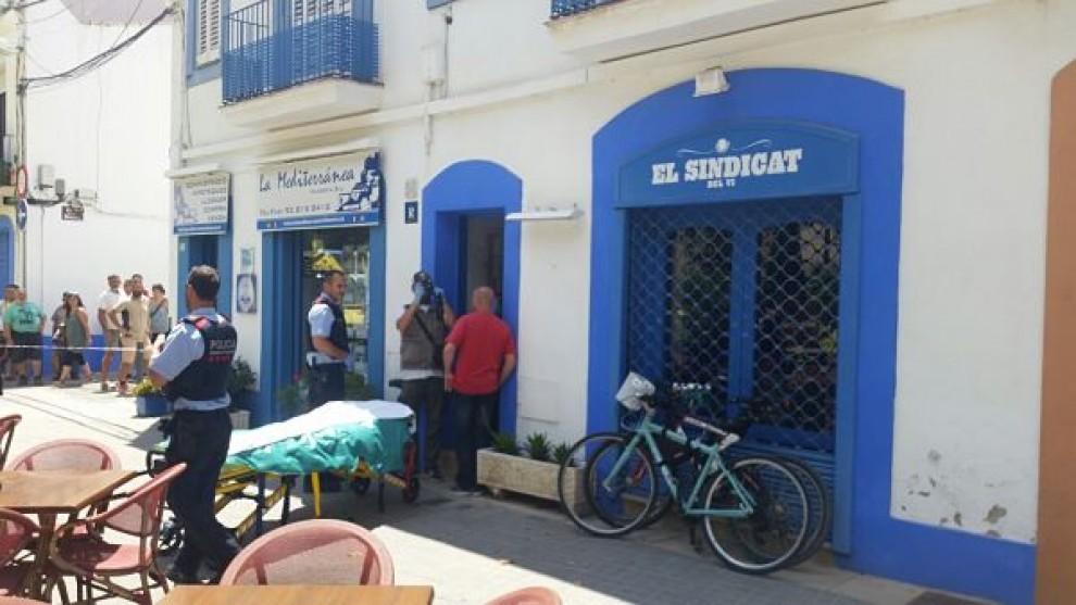 Tiroteo en bar de Cataluna deja un muerto