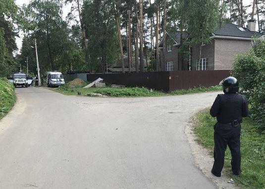 policía, Rusia, atentado, ataque, tiroteo