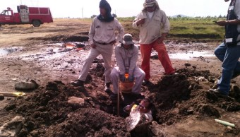 Controlan fuga, Toma clandestina, Tepeaca, Puebla, Robo de hidrocarburo, Huachicoleros