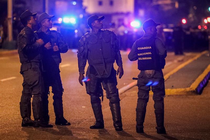 Venezuela, Caracas, Tribunal Supremo, seguridad, helicóptero, Nicolás Maduro