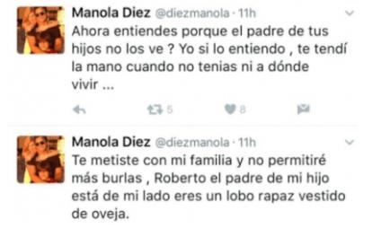 Aracely Arámbula, Manola Díez, amenaza muerte, hijos, Luis Miguel