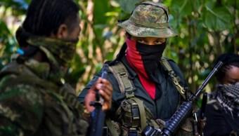 ELN, Guerrilla, Guerrillera Colombia Líder Detienen