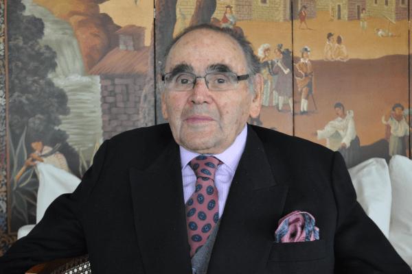 Valentín Pimpstein, productor chileno de telenovelas