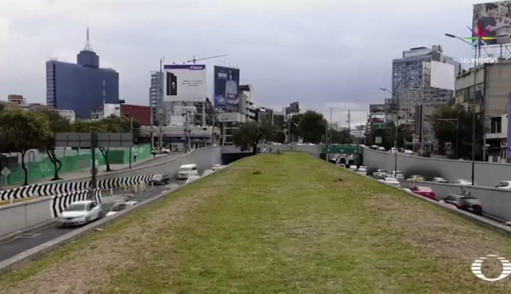 Viaducto, Miguel Alemán, Parque Lineal, ecología, CDMX, medio ambiente