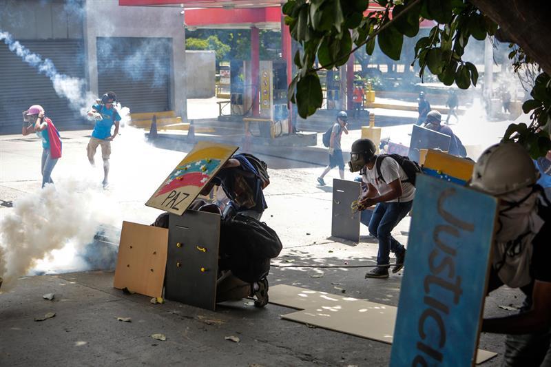 Vivir en dictadura en Venezuela EFE