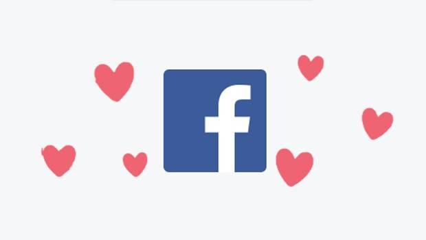Facebook, Función, Corazones