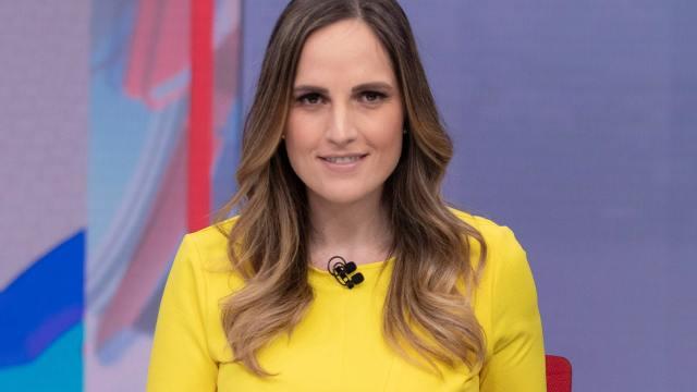 Ana Lucía Ordañana es titular de noticiarios en Foro TV y en Expresso de las Mañanas