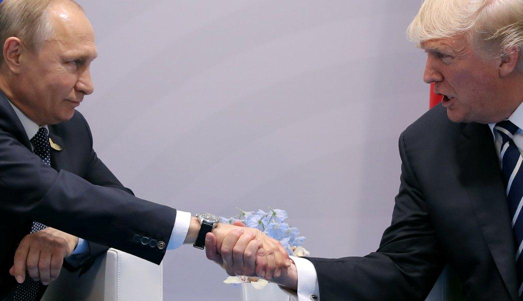 Estados Unidos, Donald Trump, Vladimir Putin, Rusia