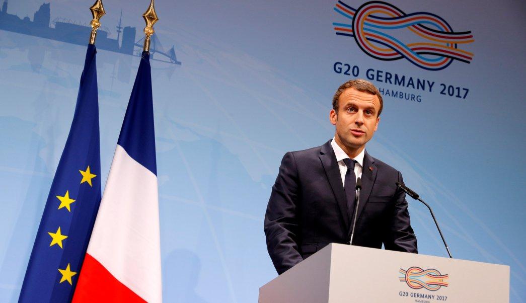 Tratado De Paris, Cambio Climatico, Emmanuel Macron, Donald Trump