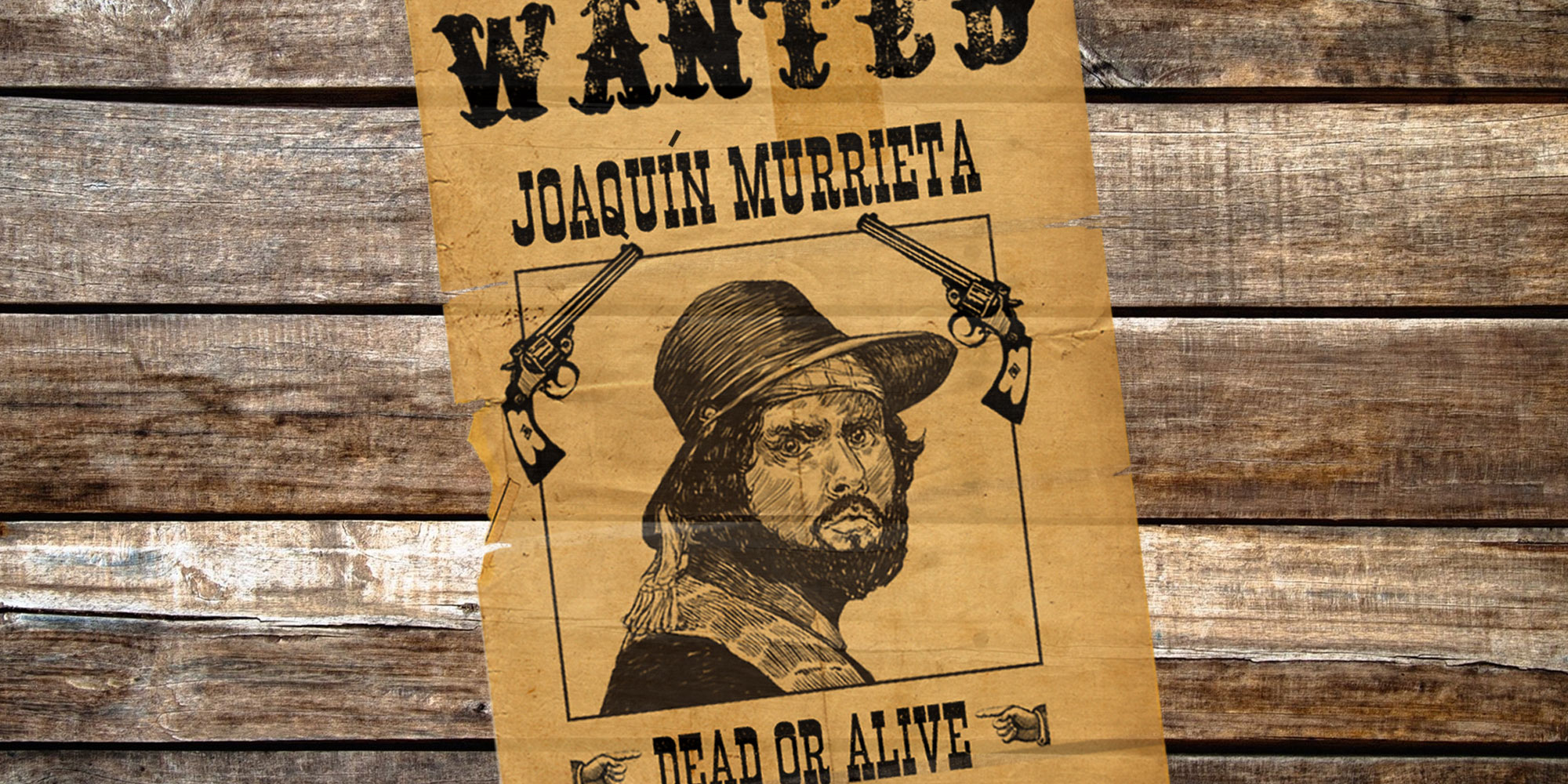 Joaquín Murrieta, Robin Hood Mexicano, Robin Hood