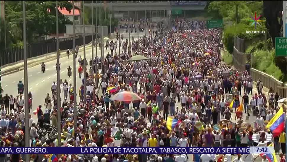 86 muertos, protestas, presidente Nicolás Maduro, Venezuela