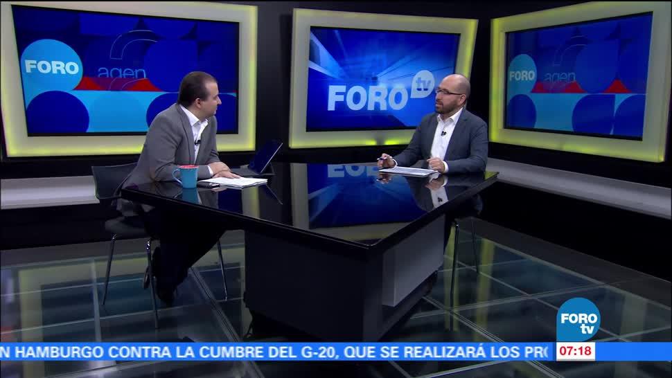 Claudio Flores, vicepresidente de Lexia, encharcamientos, inundaciones, Ciudad de México