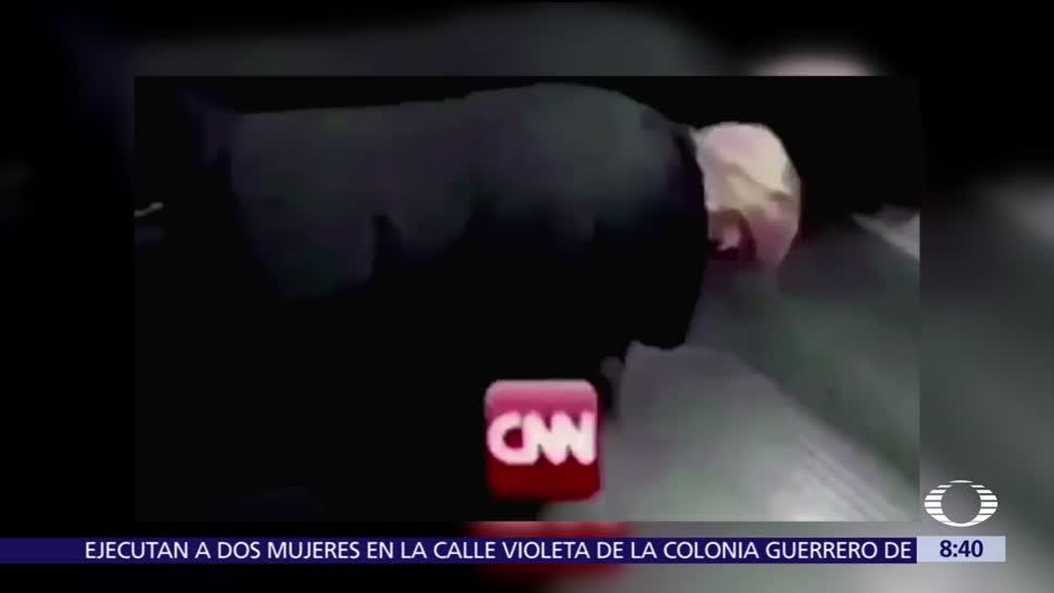 presidente de Estados Unidos, Donald Trump, cadena de televisión, Twitter