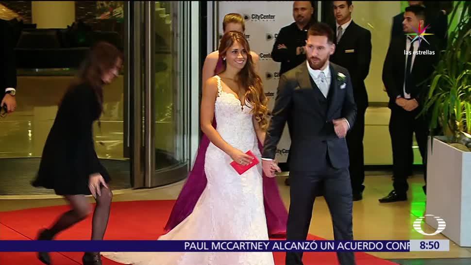 30 de junio, Antonella Roccuzzo, Lionel Messi, Rosario, Argentina