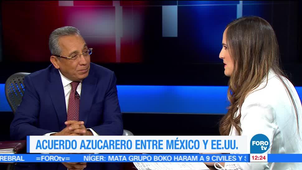 acuerdo azucarero, México y EU, renegociación del TLC, Luis Soto