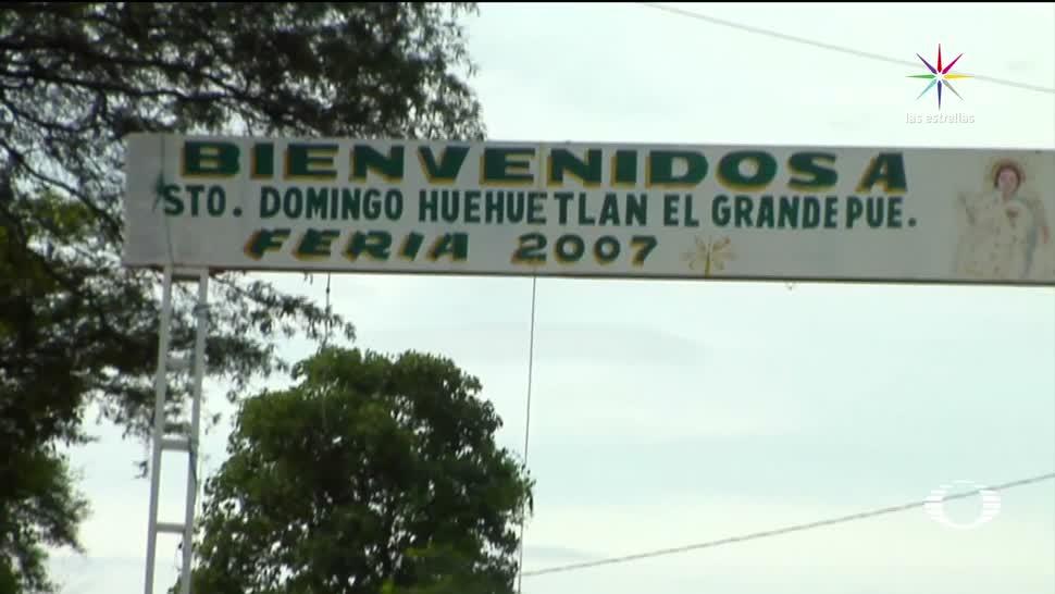 noticias, televisa, Matan, 9 personas, Huehuetlán, Puebla