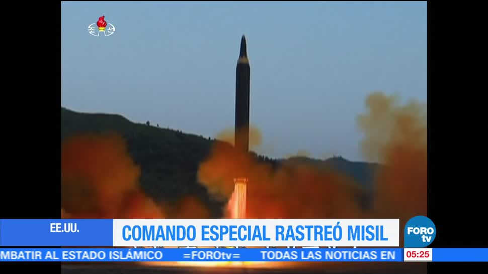Corea del Norte, misil balístico intercontinental, Día de Independencia, Estados Unidos